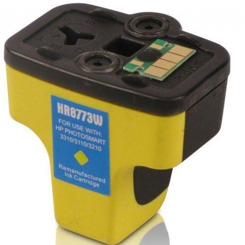 HP C8773WA  黃色相容墨水匣  NO.02