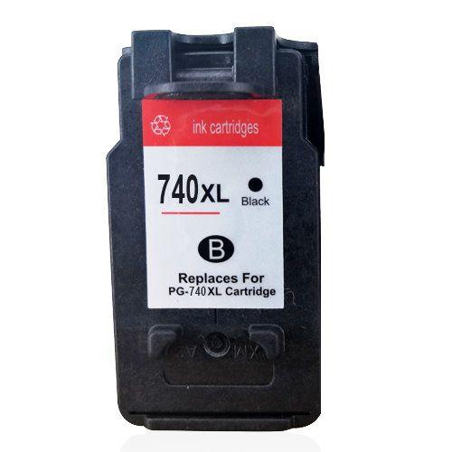CANON PG-740XL  黑色環保墨水匣 740