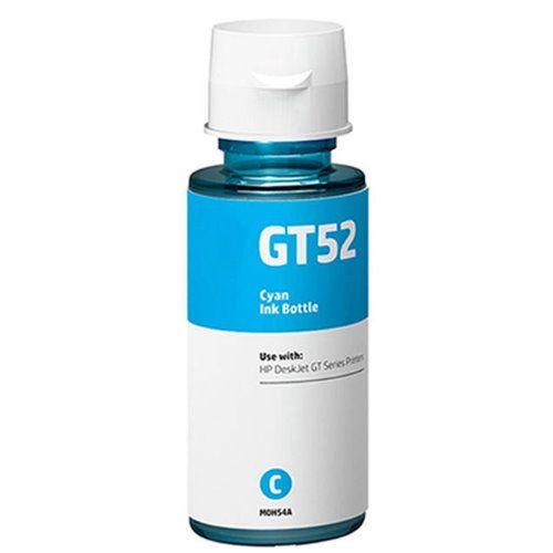 HP GT52 / GT-52 藍色相容墨水 GT-5810 / GT-5820 /ST500 / ST515 / ST615 / IT115 / IT310 / IT315 / IT415 / IT419