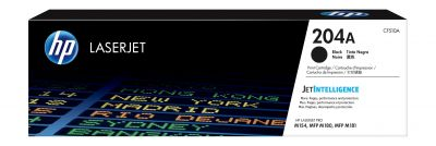 HP CF510A  原廠黑色碳粉匣 (204A) Color LaserJet Pro M154nw / M181fw