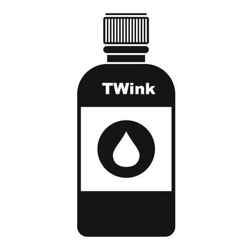 CANON 250cc 黑色瓶裝防水墨水