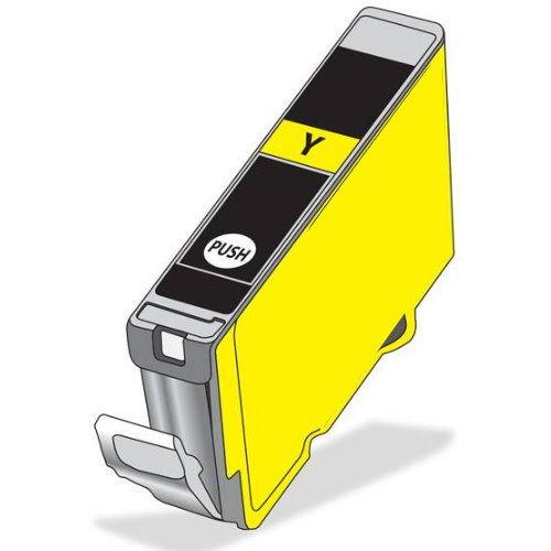 CANON CLI-821Y 黃色相容墨水匣