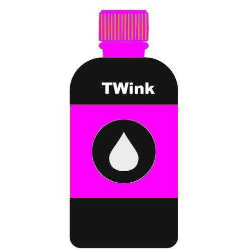 EPSON 1000cc 淡紅色瓶裝防水墨水