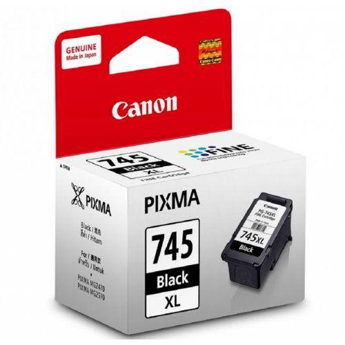 CANON PG-745XL 原廠黑色高容量墨水匣  PG745XL