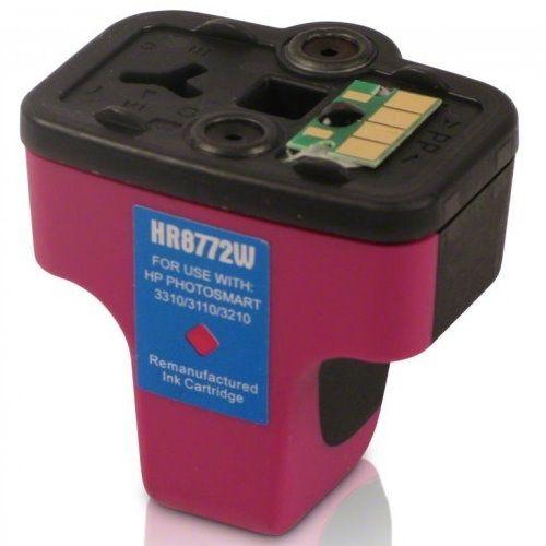 HP C8772WA  紅色相容墨水匣  NO.02