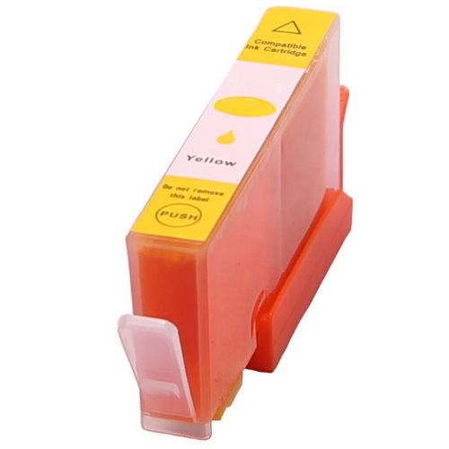 HP 564XL 黃色相容墨水匣 CB325WA