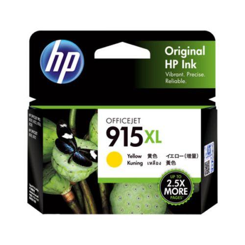 HP 915XL 黃色原廠墨水匣 3YM21AA