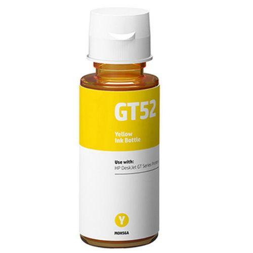 HP GT52 / GT-52 黃色相容墨水 GT-5810 / GT-5820 /ST500 / ST515 / ST615 / IT115 / IT310 / IT315 / IT415 / IT419