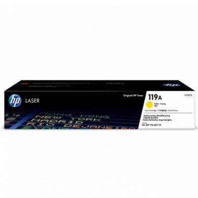 HP W2092A 原廠黃色碳粉匣 (119A) Color LaserJet 150A / MFP 178nw