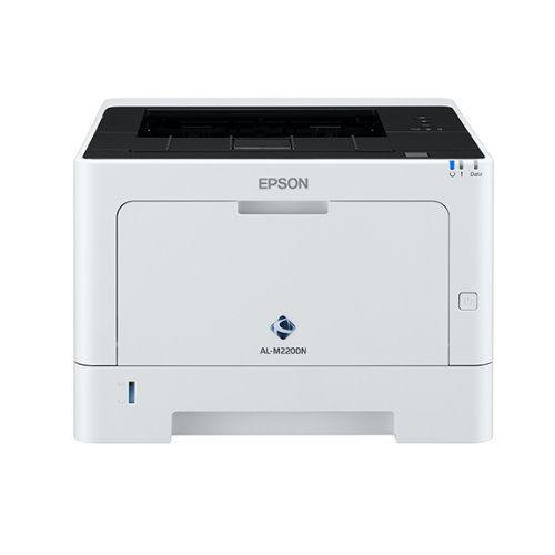 EPSON AL-M220DN A4 黑白商用雷射網路印表機