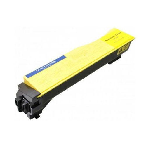 Kyocera TK-544Y 相容碳粉匣TK544Y