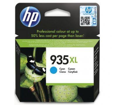 HP NO.935XL 原廠藍色高容量墨水匣 (C2P24AA)  6230 / 6830 / 6835