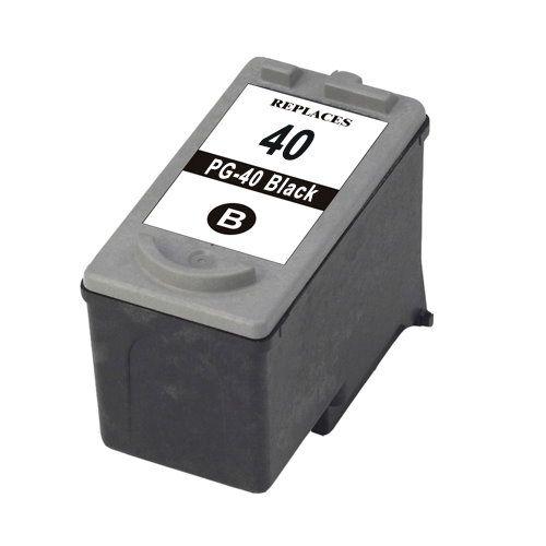 CANON PG-40 黑色環保墨水匣