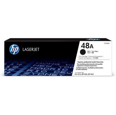 HP 48A 黑色原廠碳粉匣 (CF248A) M15a / M15w / M28a / M28w