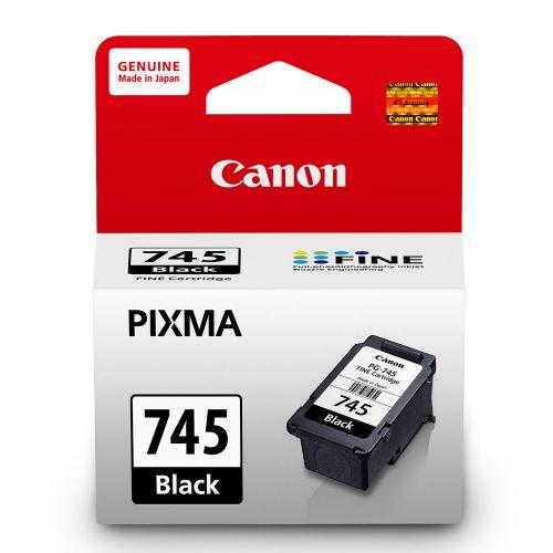 CANON PG-745 原廠黑色墨水匣  PG745