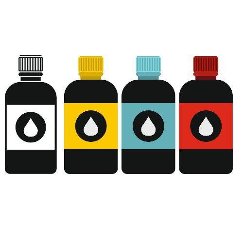 EPSON 250CC 瓶裝墨水