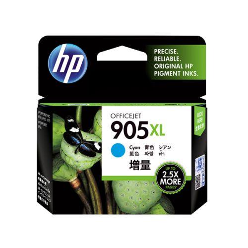HP 905XL 藍色原廠墨水匣 T6M05AA OfficeJet Pro 6960 / 6970