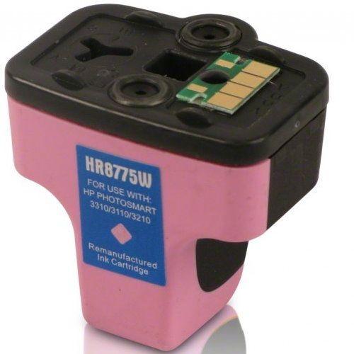 HP C8775WA  淡紅色相容墨水匣  NO.02