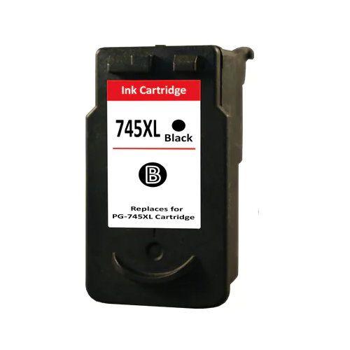 CANON PG-745XL  黑色環保墨水匣 TS3170 / MG2470 / MG2570 / MG2970 / MG3070 /  MX497 / iP2870 / TR4570