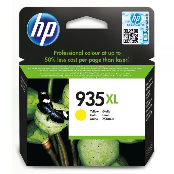HP NO.935XL 原廠黃色高容量墨水匣 (C2P26AA)  6230 / 6830 / 6835