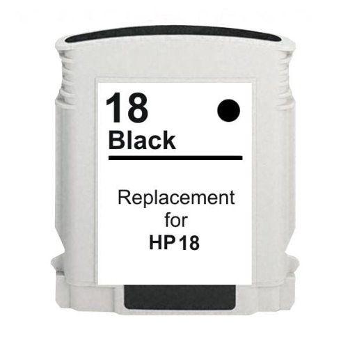 HP C4936A 黑色相容墨水匣  NO.18